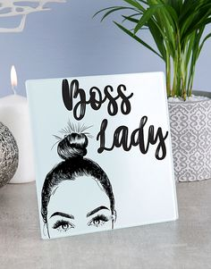 If your boss lady is an admirable leader, then make Boss's Day 2019 unforgettable for her by spoiling her with impressive Boss's Day gifts. Show her your appreciation for all she does and for all that she is by gifting her with a personalised tile for her to decorate her office with. This gift will be a daily reminder of your admiration for her. Order hers online with NetFlorist now! Boss Day Messages, Happy Boss's Day, Bosses Day Gifts, Incredible Gifts, Your Boss, Gourmet Gifts, Daily Reminder, Boss Lady, Appreciation