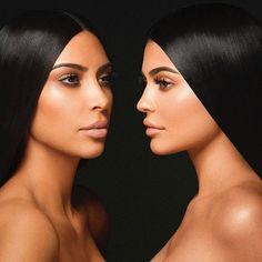 """Acabou o suspense! A linha de make assinada por @kimkardashian para a @kyliecosmetics já tem data para chegar: dia 25 de abril. E a gente já está dando """"F5"""" nesse site pra conseguir um nude perfeito #regram @kyliejenner #KimKardashian #KylieJenner #KylieCosmetics  via MARIE CLAIRE BRASIL MAGAZINE OFFICIAL INSTAGRAM - Celebrity  Fashion  Haute Couture  Advertising  Culture  Beauty  Editorial Photography  Magazine Covers  Supermodels  Runway Models"""