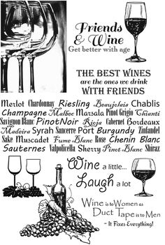 Technique Junkies: Wine with Friends
