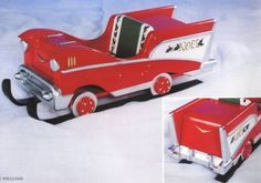 Christmas Chevrosleigh Plans