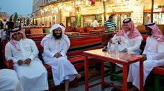 Souq Waqif in Doha, Qatar. Photo credit: James Duncan Davidson