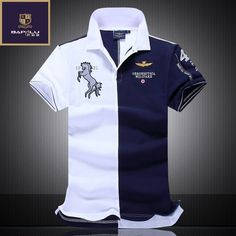 Best Quality Hot Sale New Arrival Brand Polo Aeronautica Militare Men Shirt Air Force One Camisas Masculinas Cotton Polo Men Shirts At Cheap Price, Online Men's Polos Camisa Polo, Polo Shirt Embroidery, Golf Fashion, Mens Fashion, Fashion Guide, Mens Polo T Shirts, Shirt Men, Men's Polos, Men's Fashion Styles