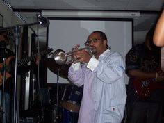 R.I.P to the big brother Lil Benny. I have partied with Benny for years, def one of my favorite gogo bands of all time, Lil Benny and the Masters. We partied hard together in the 80's, lil man with a big voice and trumpet.