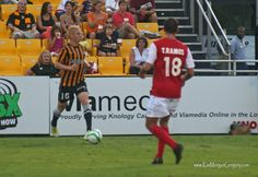 BATTERY pummels Phoenix; 5 - 1 Midfielder Bryce Alderson...the Canadian KID is only 19; what a great future he has!