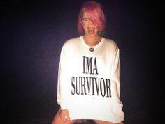 Kesha Rose #kesha #survivor #inspired