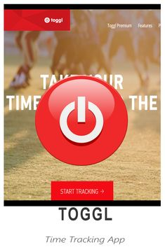 Use Toggl as your productivity tool. A simple time tracker with powerful reports and it works across all your devices. Tracking App, Tracking Software, Great Apps, Stressed Out, Virtual Assistant, Teamwork, Tools, How To Plan, Learning
