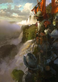 The fantastic worlds of Craig Mullins—one of the best illustrators ever
