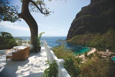 Relax into romance at Sugar Beach in St. Lucia