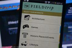 Aplikasi Field Trip Sedia Untuk Dimuat-Turun Oleh Pengguna Tempatan