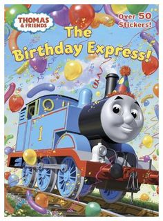 Thomas & Friends: The Birthday Express!