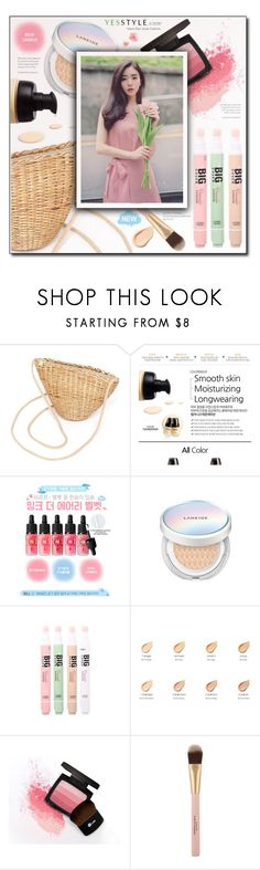"""Kbeauty"" by yexyka ❤ liked on Polyvore featuring beauty, migunstyle, peripera, Laneige and Etude House"