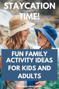 Low cost staycation ideas for the whole family. Ideas for activities for kids, games for adults and more at home vacation ideas. Cooking activities, hometown tourist ideas and more ways to stay close to home while having fun. #vacation #staycation #lowbudgetvacation #summeractivities Rainy Day Activities For Kids, Summer Activities, Family Activities, Frugal Family, Frugal Living, Family Fun Night, Play To Learn, Staycation, Vacation Ideas