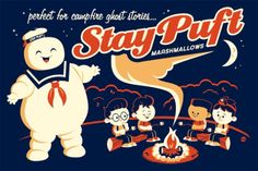 StayPuft - Ghostbuster
