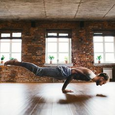 Move past fear, build better balance, and strengthen your body with arm balance yoga poses like Crane Pose, Plank Pose, Firefly Pose + more.
