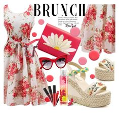 """Mother's Day Brunch Goals"" by selmir ❤ liked on Polyvore featuring Dolce&Gabbana, Deborah Lippmann, Jin Soon, Spring, polyvoreeditorial and brunchgoals"
