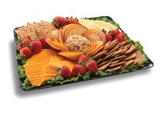 Classic Cheese and Crackers #PartyPlatter
