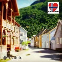 Old Lærdalsøyri