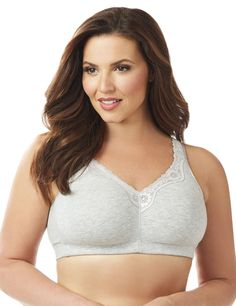 a0c01649d6 No-Wire Cotton Comfort Bra (original price