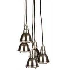 Abella Five Light Industrial Pendant - Matt Blatt Dining Table Lighting, Light Table, Lamp Light, Light Up, Table Lamps, Industrial Lighting, Modern Industrial, Interior Lighting, Pendant Lighting