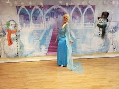Frozen Angels From the Realms of Glory Christmas Carol Dance How To | Adventures In Dance Elsa