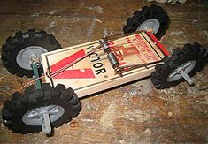 How to Build a Mouse Trap Car Introduction Toy cars can be a lot of fun to build, but most of them involve the use of some hard-to-. Mouse Trap Diy, Best Mouse Trap, Stem Projects For Kids, Diy For Kids, Kids Fun, School Projects, Diy Projects, Mouse Traps That Work, Homemade Mouse Traps