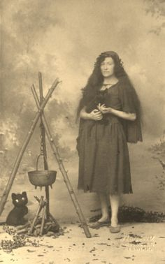 vintage witches - Google Search