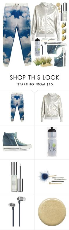"""""""It is Sunday!!"""" by grozdana-v ❤ liked on Polyvore featuring adidas, Converse, Urban Decay, ABS by Allen Schwartz, Master & Dynamic and Lauren B. Beauty"""