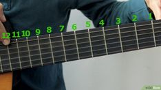 How to Learn All the Notes on the Guitar. Unlike piano keys, there is no obvious repeating pattern to the notes on a guitar. In order to learn chords, riffs, and songs, you will have to first know the names of the notes of the fretboard. Learn Guitar Beginner, Ukulele Songs Beginner, Guitar Lessons For Beginners, Acoustic Guitar Notes, Guitar Tabs, Guitar Chords, Make Mine Music, Playing Guitar, Music Notes