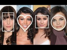 How to apply blush for different face shapes