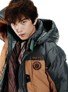 Sung Joon has been signed on to be the new model of KOLON SPORT
