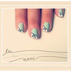 12 Nail Art Tutorials for Pretty Fingernails