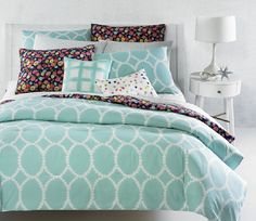Can't decide on your fave print? Get them all! Whim by Martha Stewart bedding
