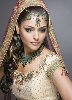 Lovely colors and make-up