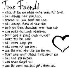 A best friend...@Alison Meineke @Kim Andrew