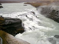 Gullfoss Waterfall Iceland | Europe a la Carte Travel Blog