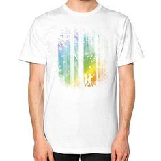 Born to Run Unisex T-Shirt (on man)