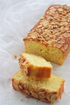 Tea cake al limone, mandorle e pinoli | La tana del coniglio | Bloglovin'