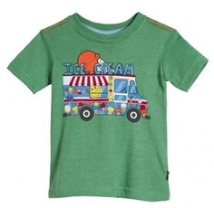 Ice Cream Truck Shirt by City Threads (US Made)