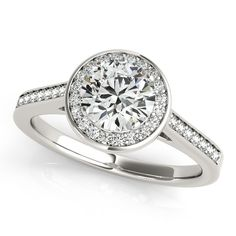 Sunny Engagement Ring