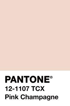 Resultado de imagem para pantone pink champagne 121107