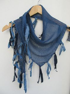 Hey, I found this really awesome Etsy listing at https://www.etsy.com/listing/199896785/blue-knitted-scarf-women-fashion-scarf