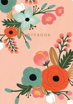 Botanicals Notebook Collection: Rifle Paper Co.: 9781452101859: AmazonSmile: Books
