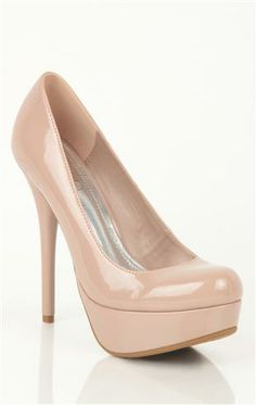 platform patent pump with round toe $29.90 http://www.debshops.com/platform-patent-pump-with-round-toe/1000049410,default,pd.html?cgid=3315