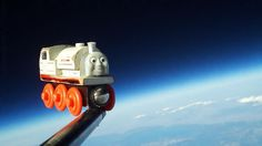 A Toy Train in Space by Ron Fugelseth. Thanks to this video, I started a new company: www.RailDigital.com A Digital Agency.