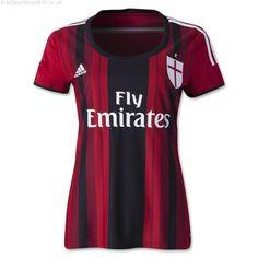 3bd50f25148a 8 Best AC Milan Football Shirts Soccer Jerseys images