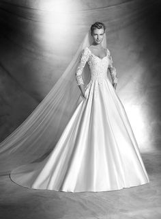 Atelier Pronovias 2016 Collection - Designer Wedding Dress