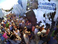 Antarctica Grand Opening at SeaWorld
