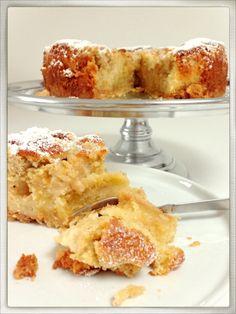 Apfelkuchen, schwedischer Apfelkuchen, Apple Pie, Sunday