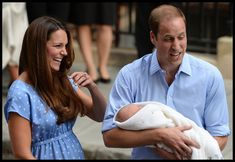 Kate Middleton - The Prince of Cambridge Makes His Debut — Part 4