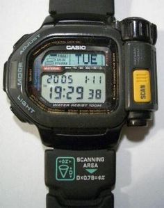 Casio TSR100 thermo scanner